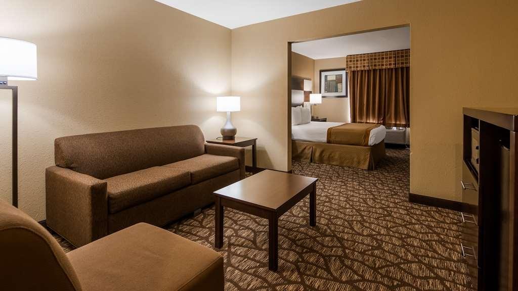 Best Western Joliet Inn & Suites - Gästezimmer/ Unterkünfte