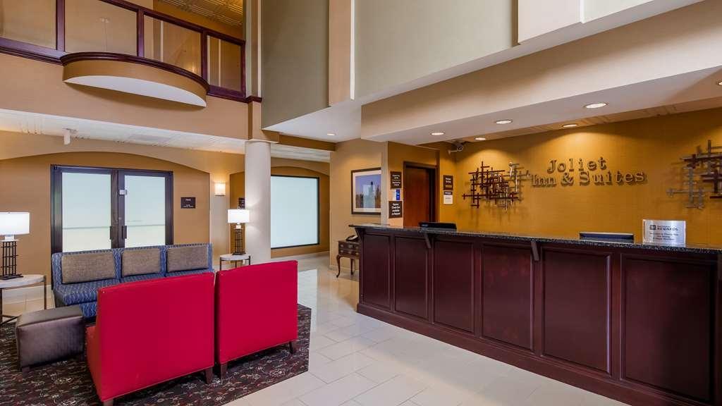 Best Western Joliet Inn & Suites - Lobbyansicht