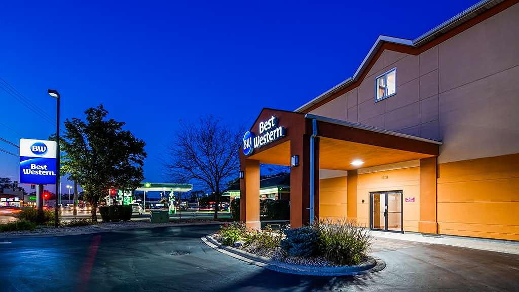 Best Western Des Plaines Inn - Vista exterior