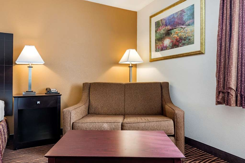 Best Western Des Plaines Inn - Indulge yourself in our warm, welcoming and inviting King Guest Room with sofa bed.