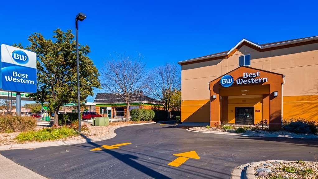Best Western Des Plaines Inn - Facciata dell'albergo