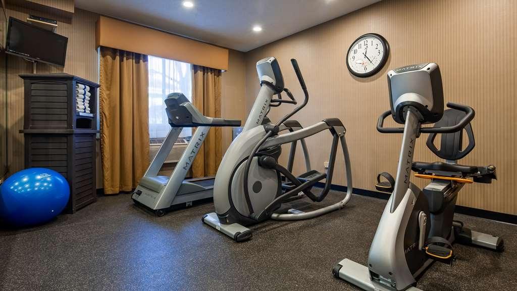 Best Western Des Plaines Inn - Fitnessstudio