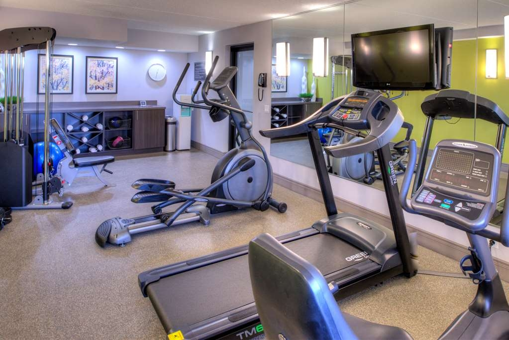 Best Western Naperville Inn - There is no need to take a break from your regular fitness routine during your stay with us.