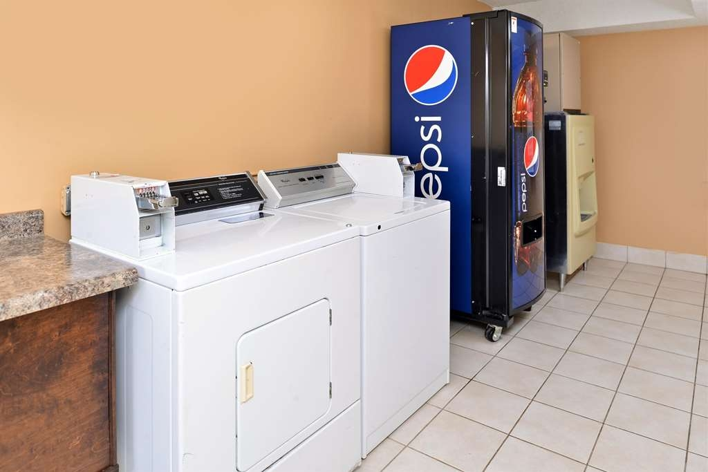 Best Western Naperville Inn - For your convenience, we have a guest laundry facility on site!