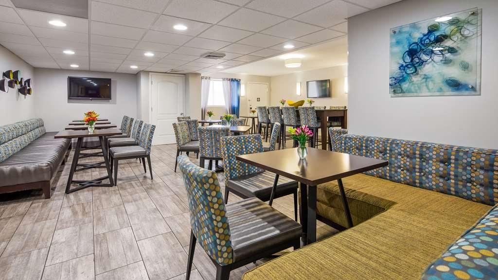 Best Western Naperville Inn - Restaurante/Comedor