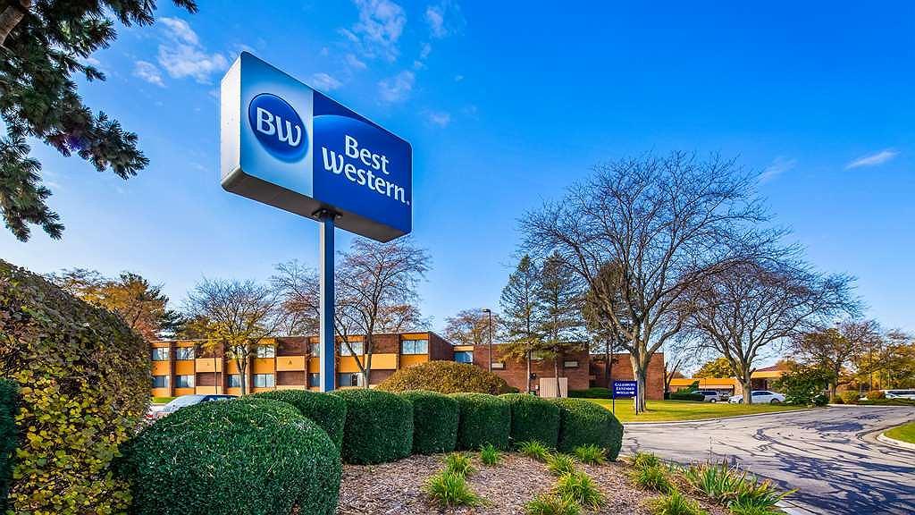 Best Western Prairie Inn & Conference Center - Aussenansicht