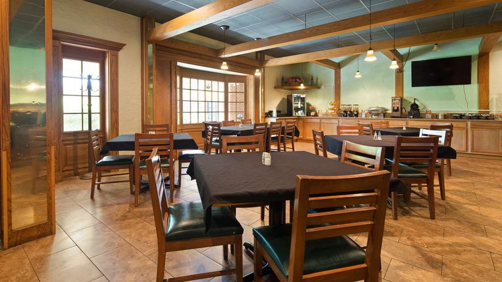 Best Western Prairie Inn & Conference Center - Join us at our on-site restaurant for breakfast from 6:30 a.m. to 10:30 a.m. daily.