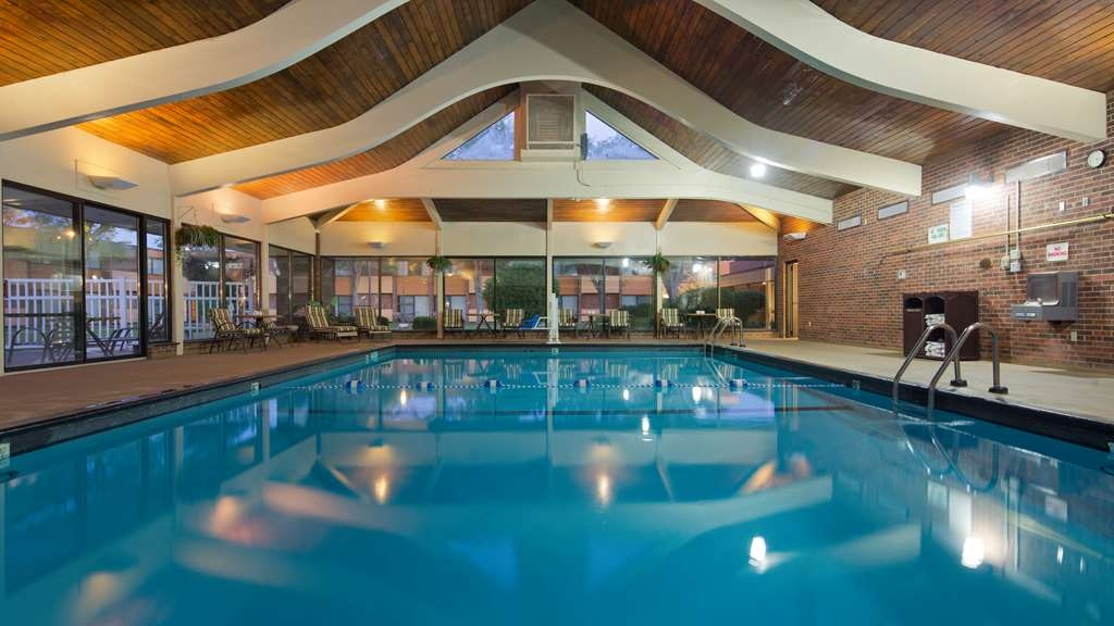 Best Western Prairie Inn & Conference Center - Jump into our indoor pool for a swim anytime of the day.