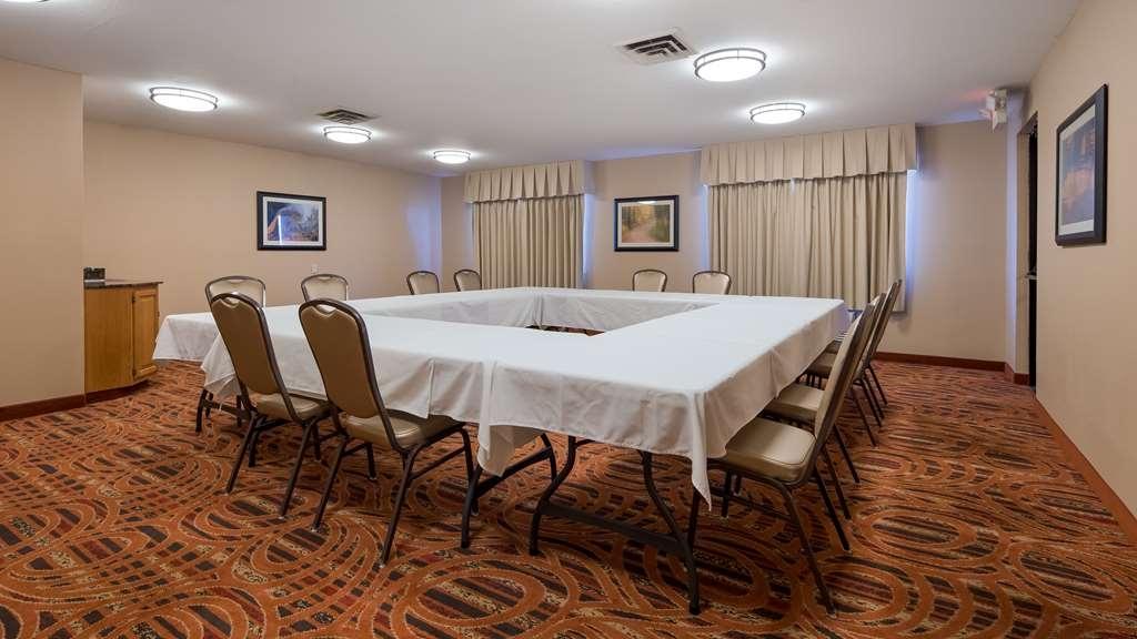 Best Western Lorson Inn - Salle de réunion