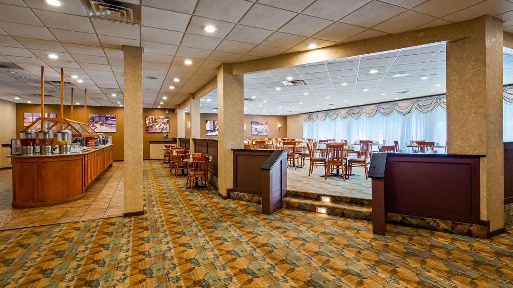 Best Western Plus Chicago Hillside - Restaurante/Comedor