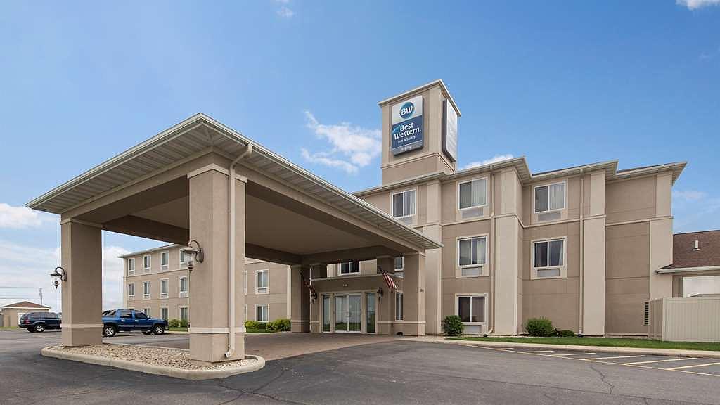 Best Western Legacy Inn & Suites Beloit-South Beloit - Welcome to the Best Western Legacy Inn & Suites!