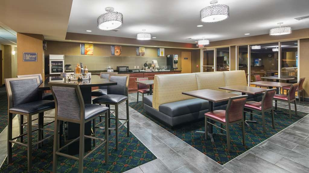 Best Western Legacy Inn & Suites Beloit-South Beloit - Restaurant / Etablissement gastronomique