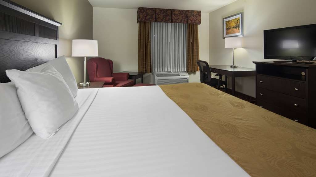 Best Western Legacy Inn & Suites Beloit-South Beloit - Chambres / Logements