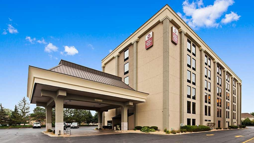Best Western Plus Chicagoland - Countryside - Vista Exterior