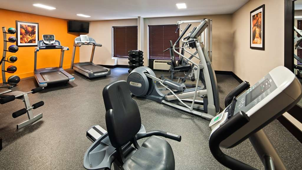 Best Western Plus Chicagoland - Countryside - Club de remise en forme