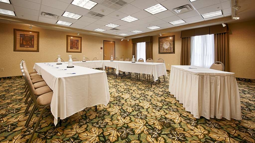 Best Western Annawan Inn - Give us a call to check rates and book one of our meeting rooms.