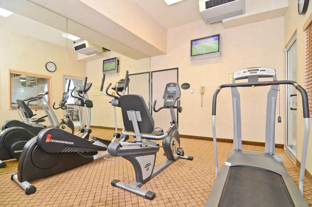 Best Western Macomb Inn - Club de remise en forme