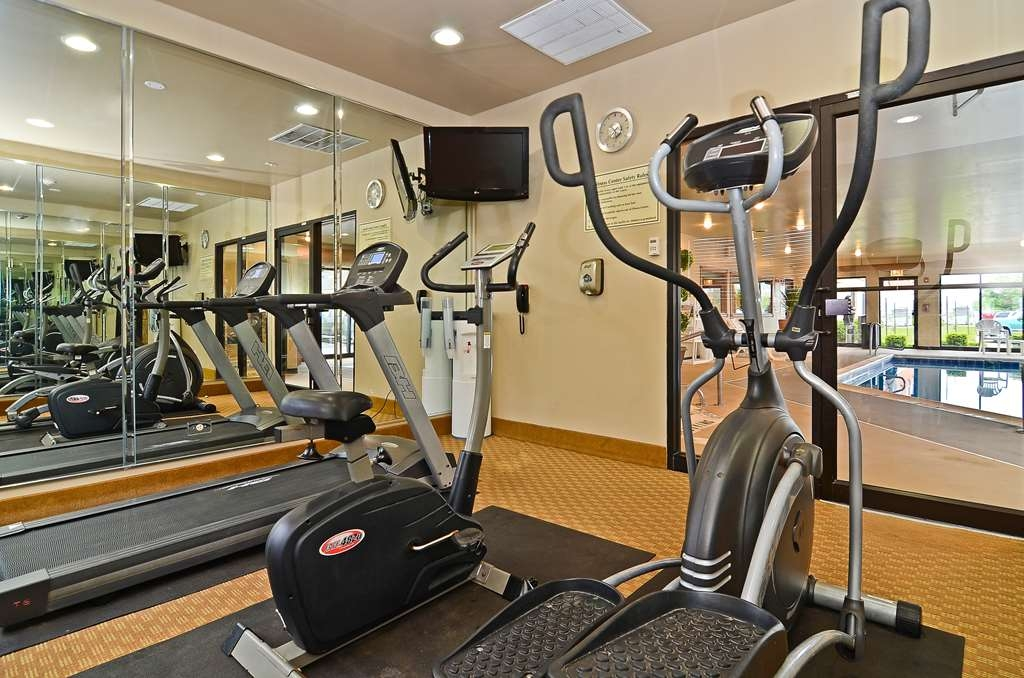 Best Western Chicago Southland - Sala fitness