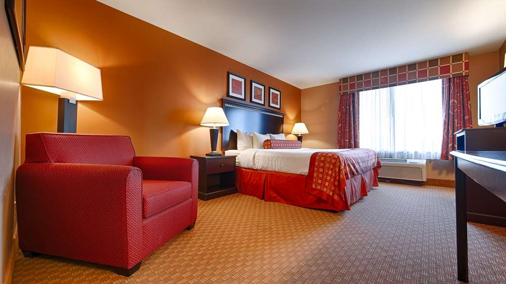 Best Western Chicago Southland - Camere / sistemazione