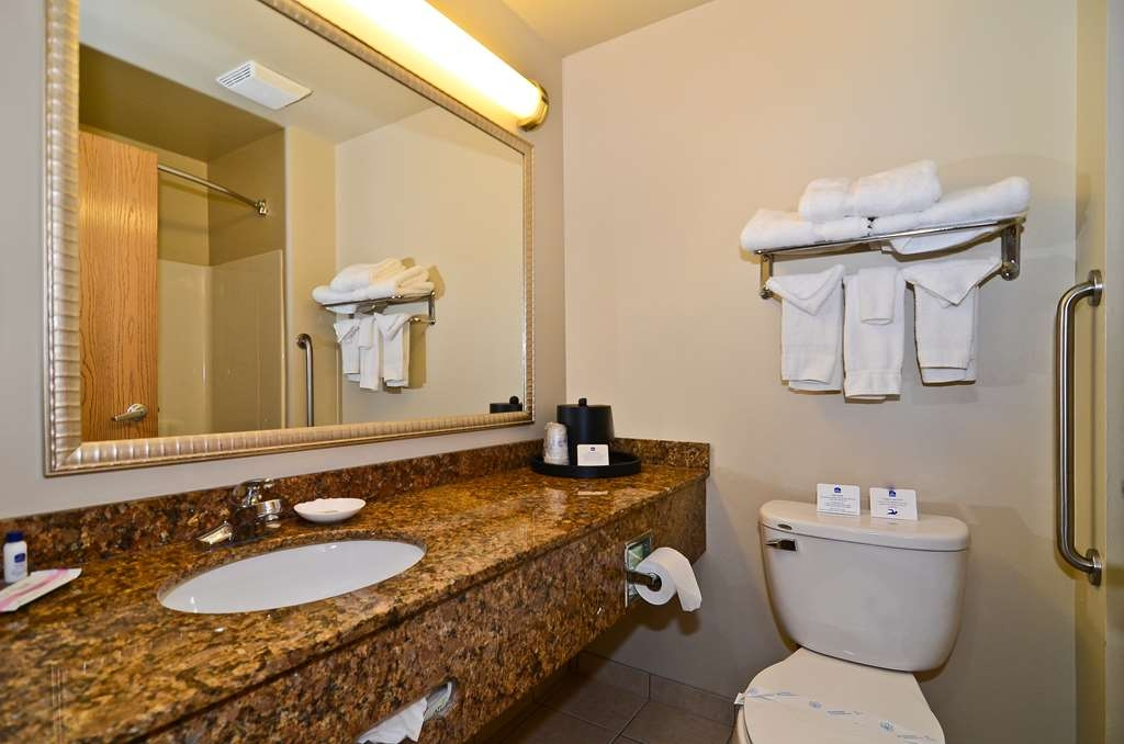 Best Western Chicago Southland - Bagno
