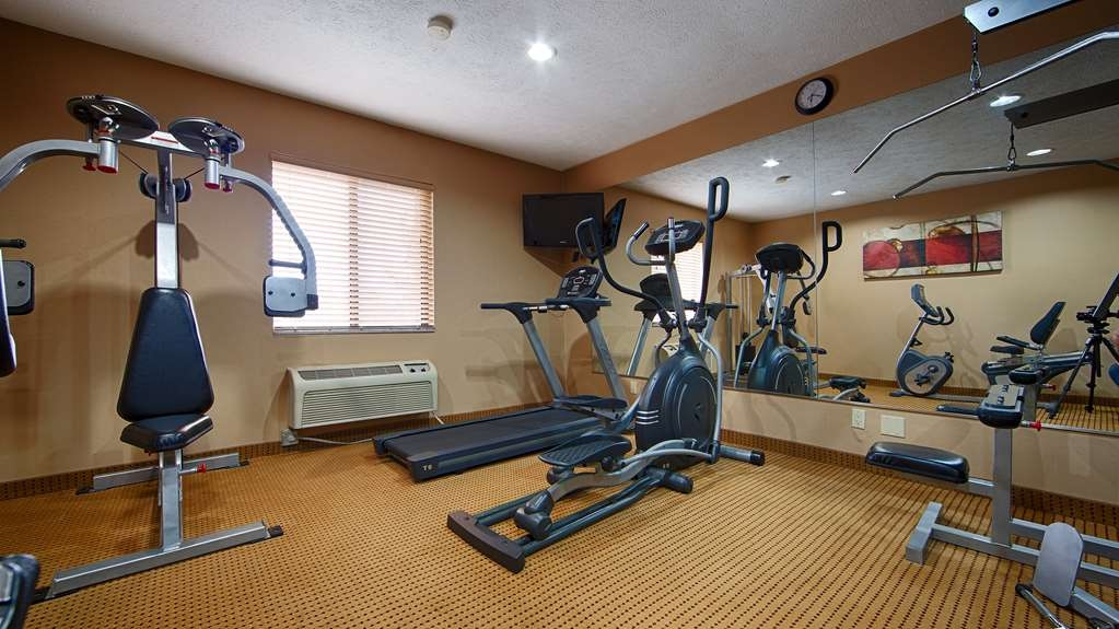 Best Western Lincoln Inn - Club de remise en forme