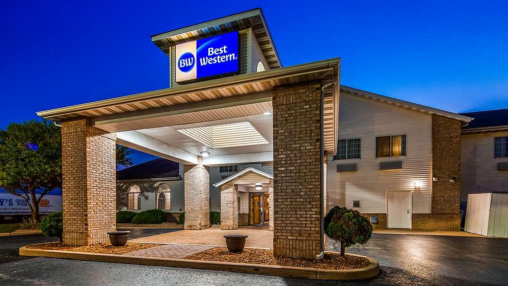 Best Western Oglesby Inn - Vista exterior