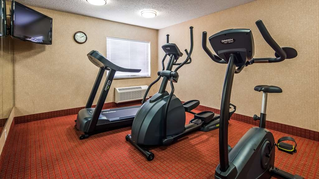 Best Western Oglesby Inn - Club de remise en forme