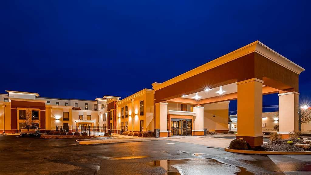 Best Western Plus Parkway Hotel - Facciata dell'albergo
