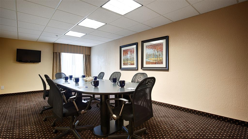 Best Western Plus Parkway Hotel - Give us a call to check rates and book one of our meeting rooms.