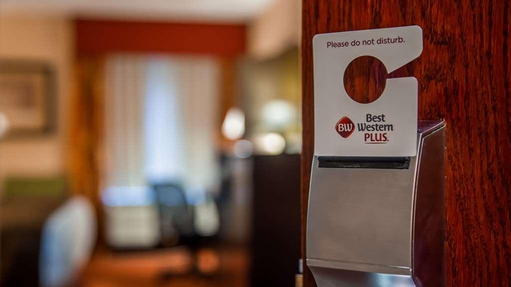Best Western Plus Parkway Hotel - Chambres / Logements