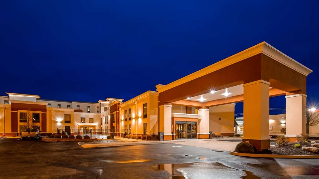 Best Western Plus Parkway Hotel - Außenansicht