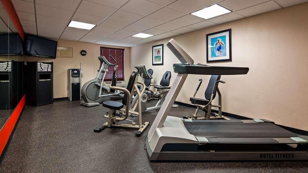 Best Western Plus Parkway Hotel - Fitnessstudio
