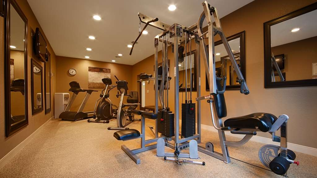 Best Western Plus Antioch Hotel & Suites - Fitnessstudio