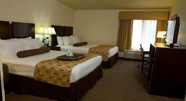 Best Western Plus Antioch Hotel & Suites - Two Queen Bed Guest Room