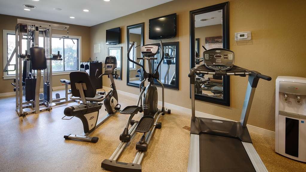 Best Western Plus Antioch Hotel & Suites - Fitness Center
