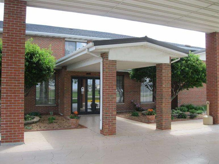 Best Western Pontiac Inn - Area esterna