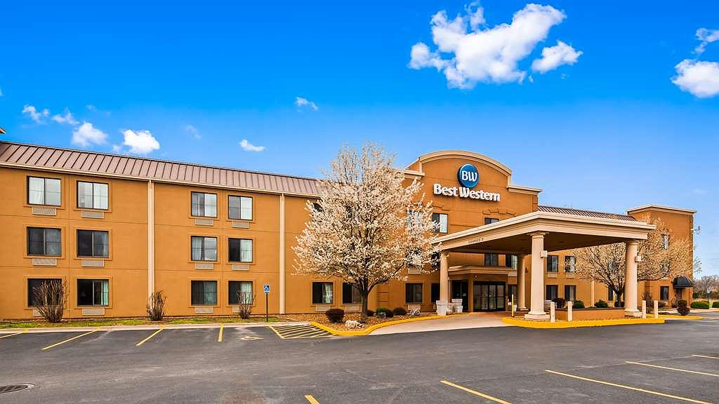 Best Western Marion Hotel - Exterior View day