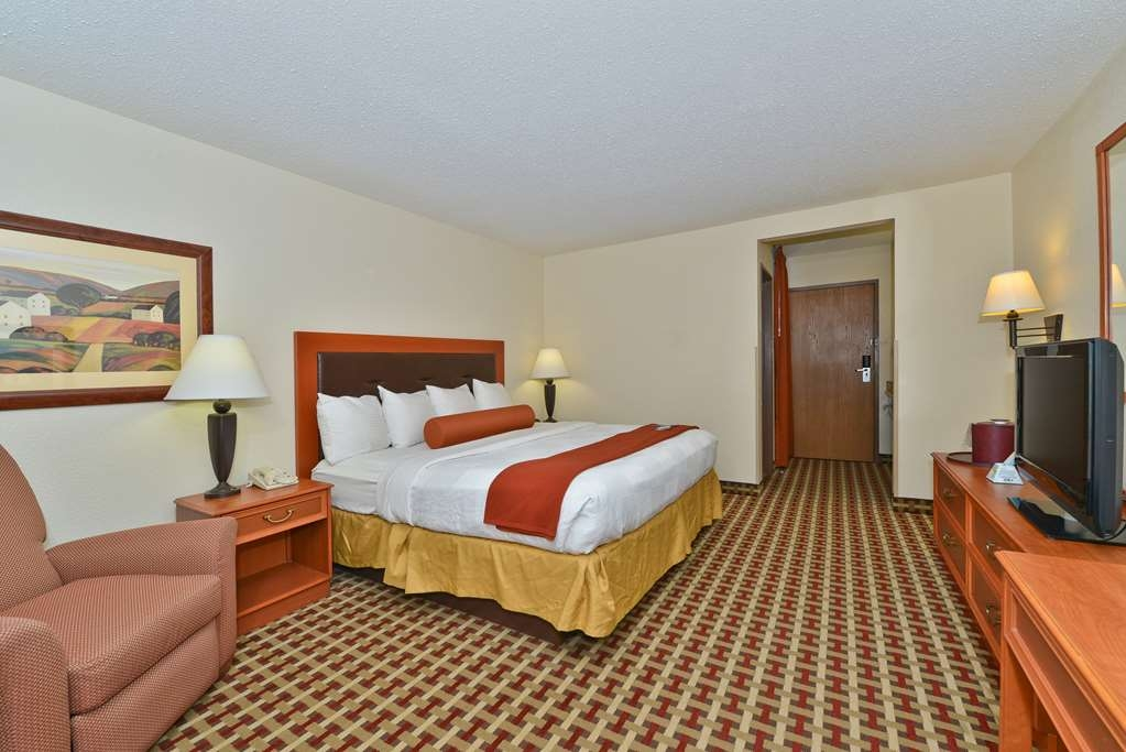 Best Western Marion Hotel - King Guest Room