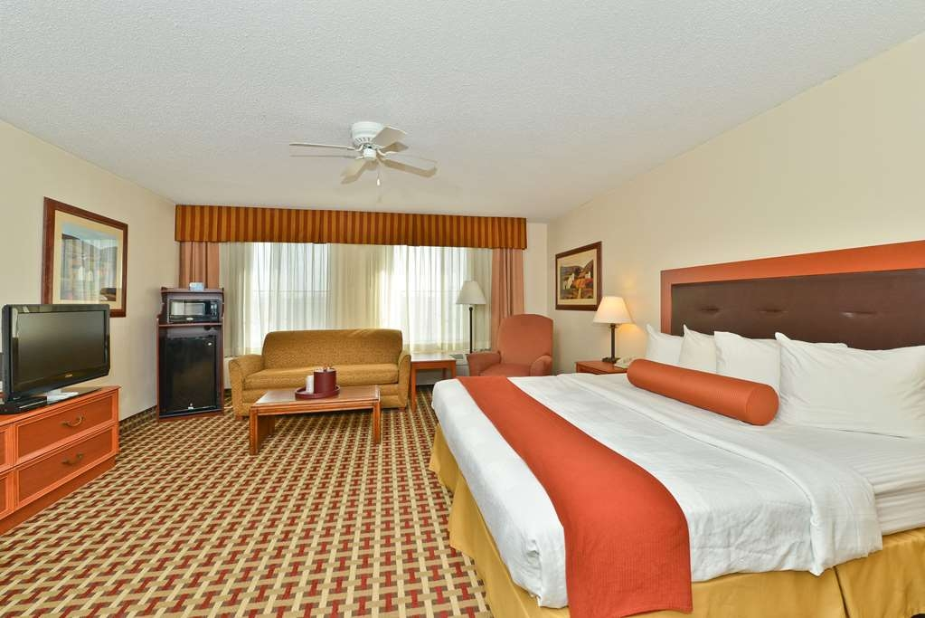 Best Western Marion Hotel - King Suite