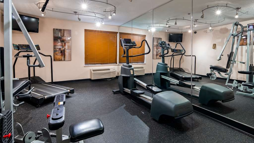 Best Western Marion Hotel - Fitness Center
