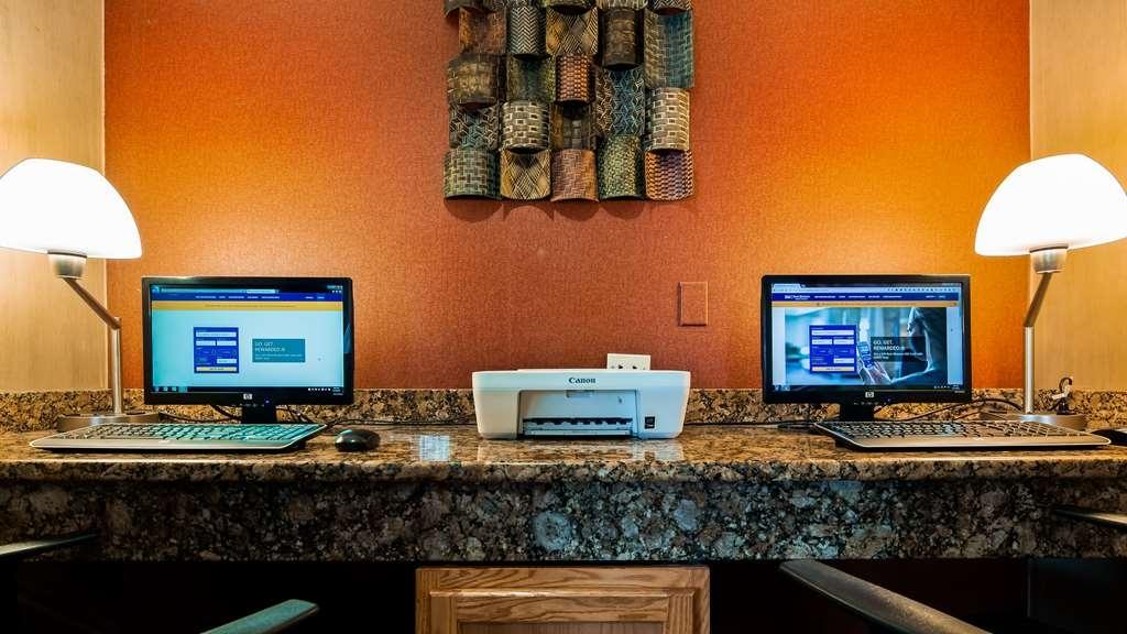 Best Western Marion Hotel - centro de negocios-característica