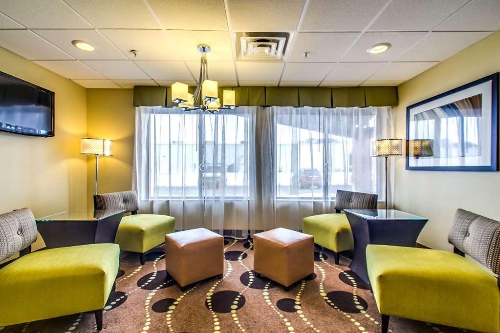 Best Western Geneseo Inn - Vue du lobby