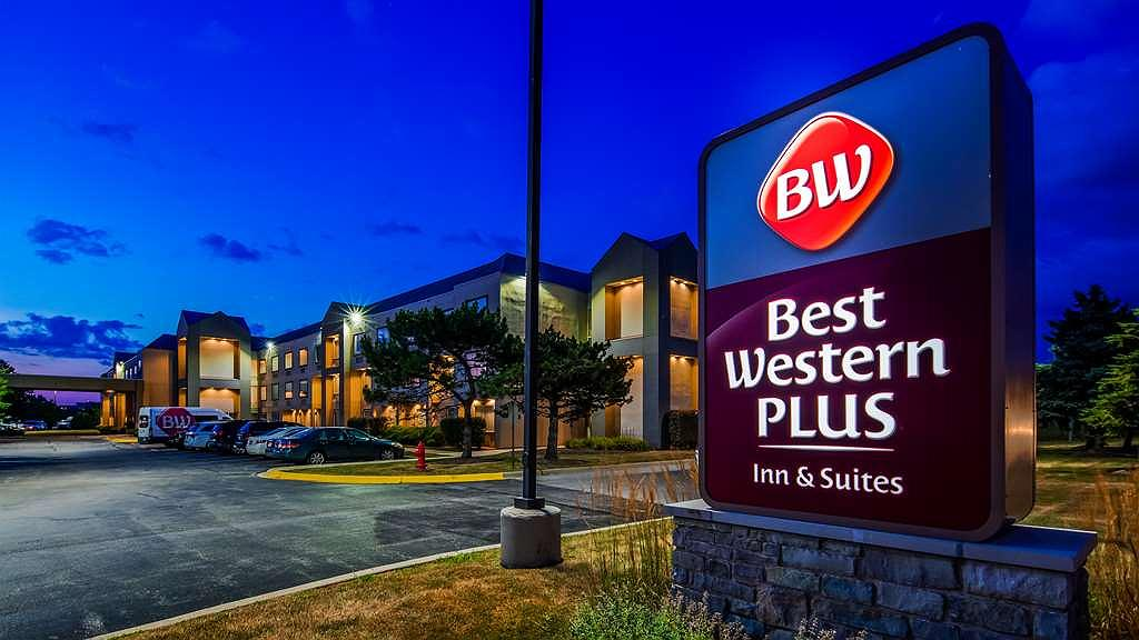 Best Western Plus Glenview-Chicagoland Inn & Suites - Aussenansicht