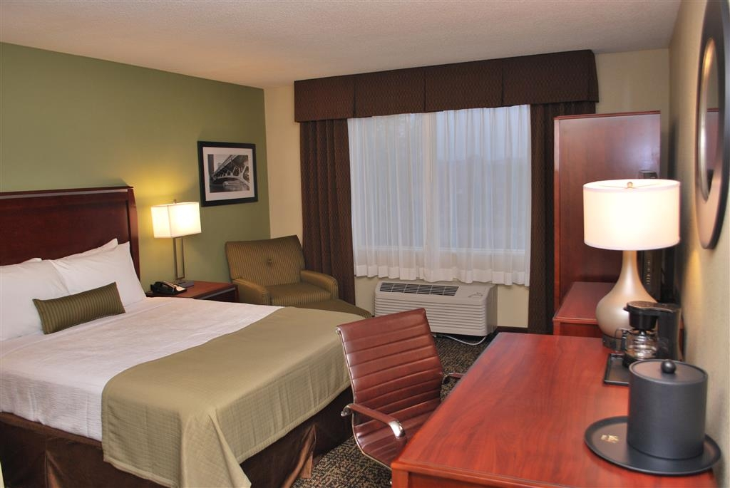 Best Western Plus Glenview-Chicagoland Inn & Suites - 1 Queen Bed