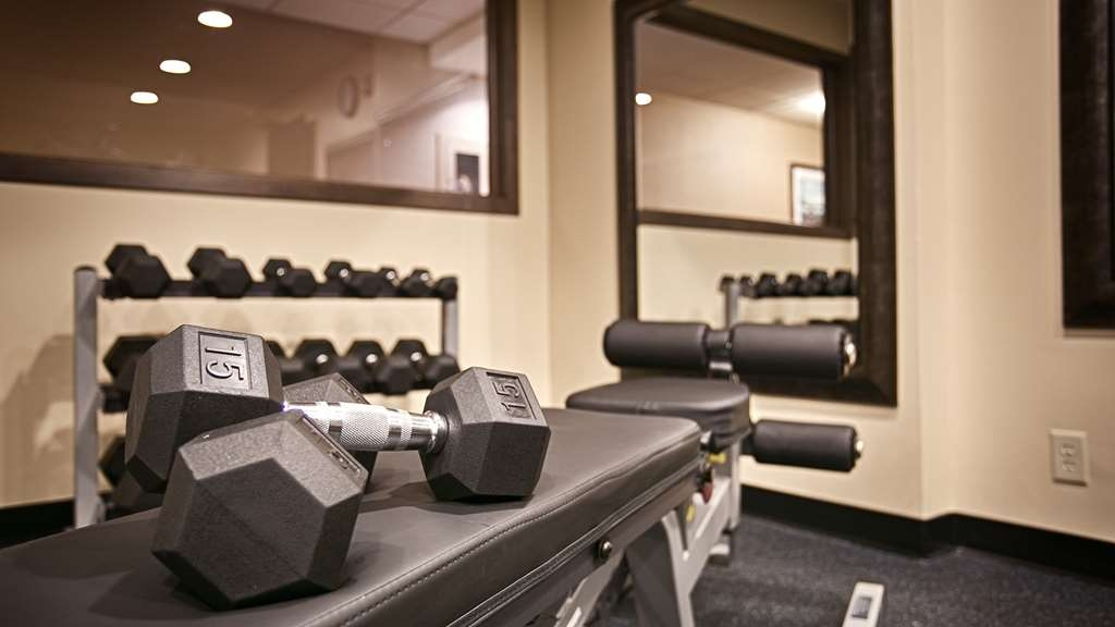 Best Western Plus Glenview-Chicagoland Inn & Suites - Fitness Center