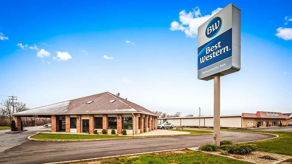 Best Western Jacksonville Inn - Aussenansicht