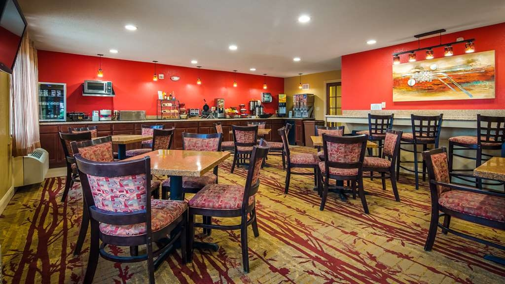 Best Western Jacksonville Inn - Restaurant / Etablissement gastronomique