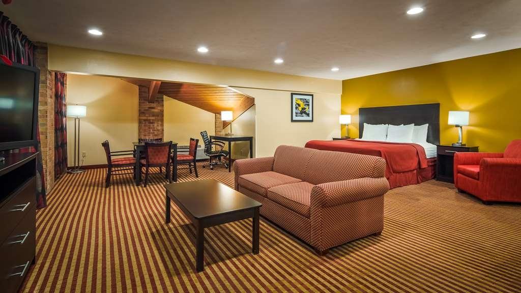 Best Western Jacksonville Inn - Gues Room