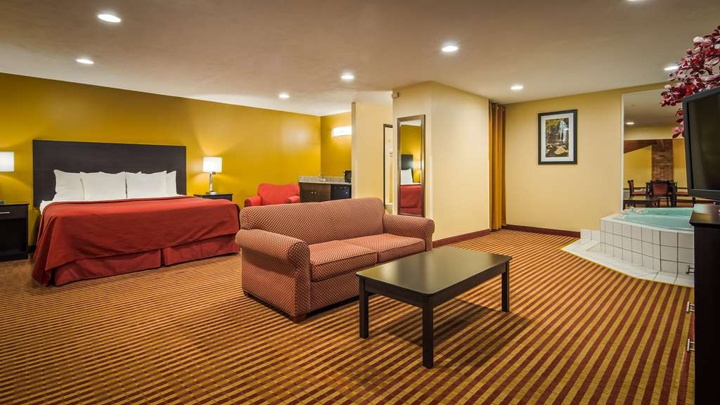 Best Western Jacksonville Inn - Habitaciones/Alojamientos