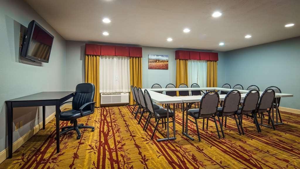 Best Western Jacksonville Inn - Sala de reuniones